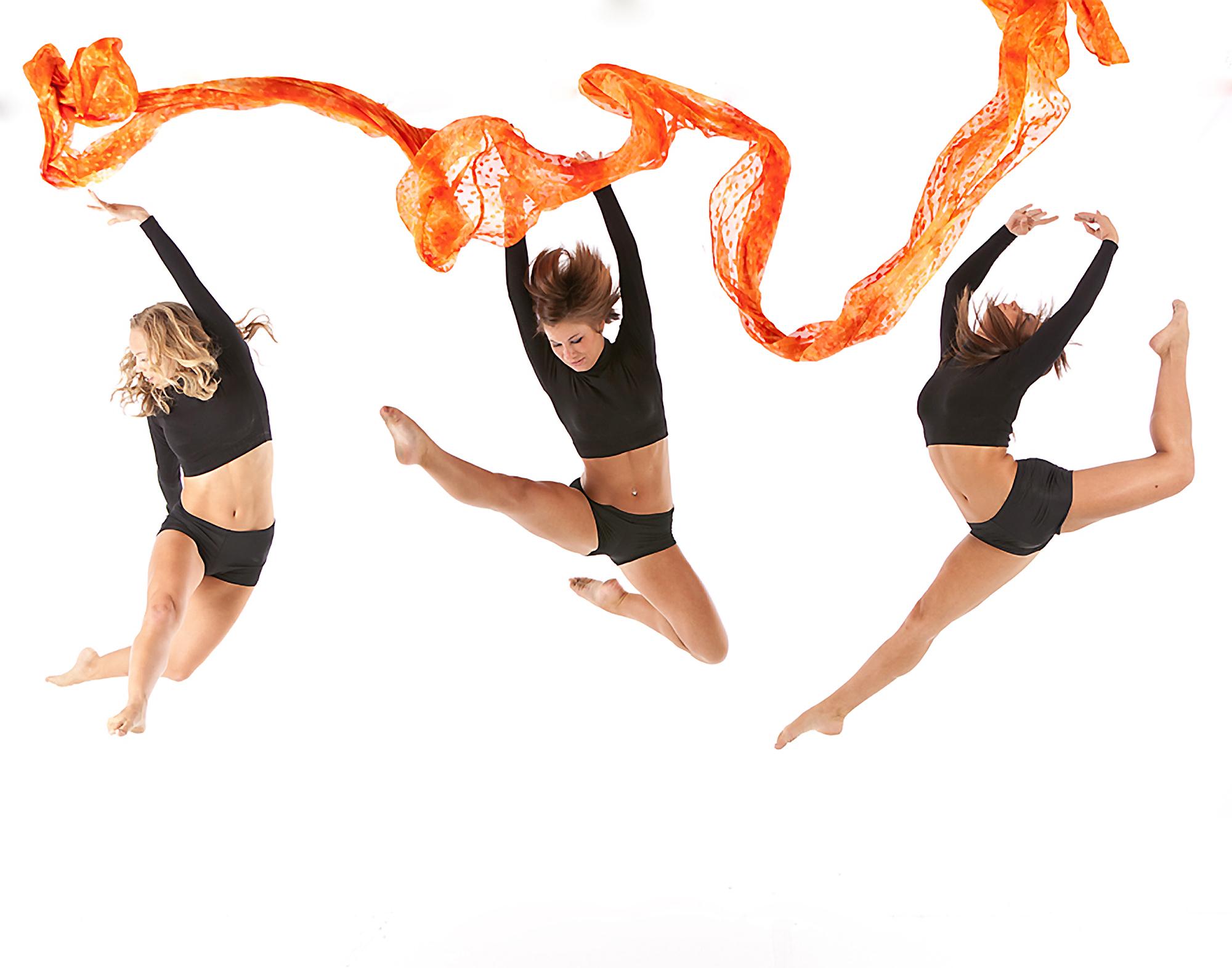 dance-trio